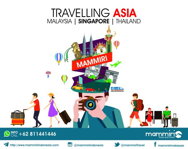 Travelling Asia